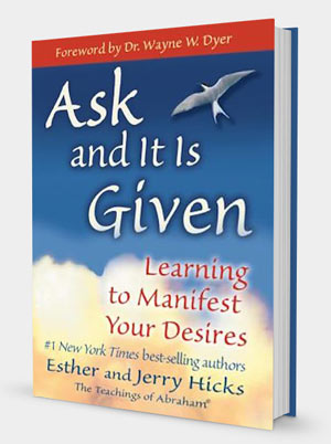 Ask and It Is Given Boek
